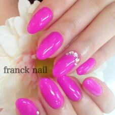 franck nail         水道橋店所属のフランクネイルc