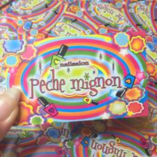 peche mignon(ペシェ ミニョン)所属のpechemignon