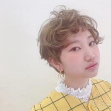 Atelier  JD  PARIS 久が原店所属の鈴木美菜