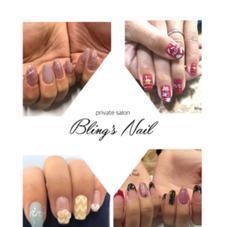 Bling's Nail所属のyuu☆