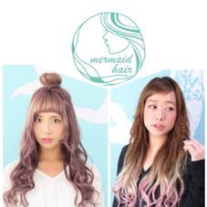mermaid hair所属のめぐ