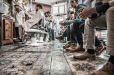当日予約OK!!メンズにあった今流行りの髪型をご提供いたします!ちょっとでも興味のある方はLes garcomsに遊びに来てください!いつものヘアスタイルにちょっと遊び心を!!