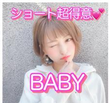 BABY所属の🦄デザインカラー人気hiroki🦄