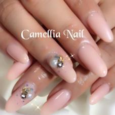 Camellia nail所属の川本江美