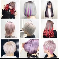 SalonRyuフリーランス所属の✡️TOMO✡️髪染師