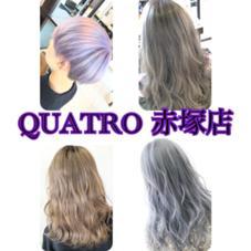 QUATRO赤塚店所属の手塚亮汰