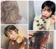 hair salon M所属の金井映里香