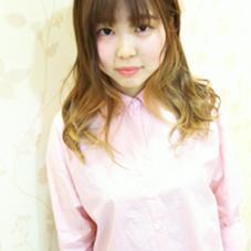 Hair S.feel 八乙女店所属の櫻井美紅