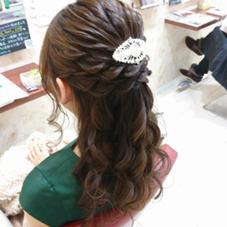 Hair S.feel 八乙女店所属の高橋美穂
