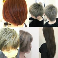 Hair S.feel 八乙女店所属の佐々木義宏