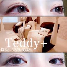 テディプラス所属のteddy+eyelash
