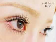 nail & eye June.(栄 松坂屋より徒歩1分)所属の伊藤奈々
