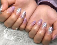 nail salon Crescent所属のnail salonCrescent