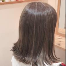 Hair atelier naitre所属の佐藤尚哉