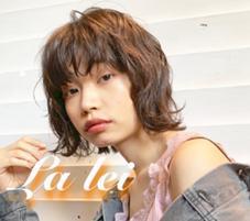 Lalei所属の奥村郁美