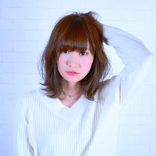 hair make cronos所属の生田浩明