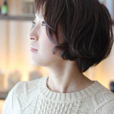 hair salon CASITA所属の宮道昇