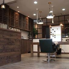 hair salon CASITA所属のhair salon CASITA