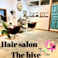 Hair salon The Hive所属の山田信一