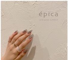 RUCCA所属のepica nailrucca
