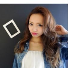 NINA Beauty Salon所属の西口七海