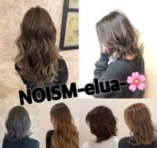 hair &make NOISM-elua-所属のトップスタイリスト大原菜津芽