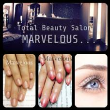 Nail salon Marvelous所属のmarvelous秋元