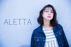 ALETTA所属の*ALETTA*