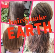 hair&make    Earth海老名所属の手登根充