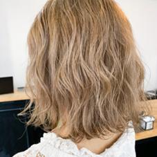 hair design verda所属の加藤美悠