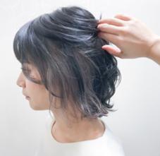 HAIR MAKE MALUNA本店所属の 神