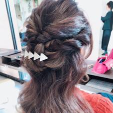 hair&make  earth所属の稲葉啓介