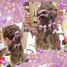 Hair Make  aria所属のすずきちなみ