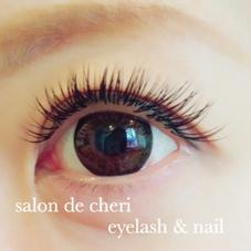 salon de Cheri  eyelash&nail所属のサロンドシェリUchiyama