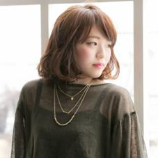 pique hair and make【美容室ピケ】所属の牛丸智子