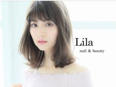 Lila  nail and beauty所属の乾友美