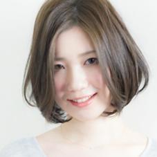 DECENTAGE hair make所属の斉藤仁美