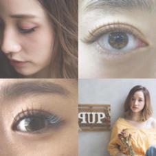 qup eyelash plus+所属のqupeyelashplus(西口)