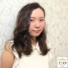reve by Hair make Charis所属の米倉飛鳥