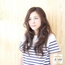 reve by Hair make Charis所属の金今郁恵
