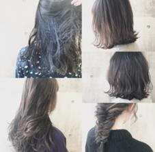 Life hair design所属の石見南々子