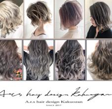 Ars   hair design Kakuozan所属のA.r.s hairdesign