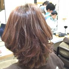 松本平太郎美容室所属の大山由香