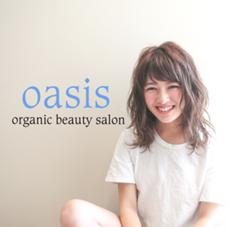 oasis organic beauty salon所属のoasissalon