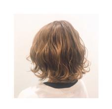 Hair&Make EARTH水戸店所属の鈴木萌華