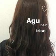 Agu hair irise所属の齋藤真央