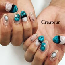 NailSalon & Eeyelash Createur 広島店所属のseika♥