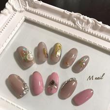 M nail所属の石井みき