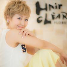 hair  clear所属の山田智恵