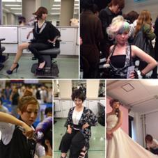 hair's ONOSE所属の田山友香